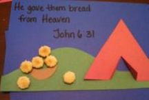 "Children's Crafts & Games / ""Lo, children are an heritage of the Lord; and the fruit of the womb is his reward."" (Psalm 127:3)"