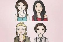 Pretty Little Liars / I'm still here and i know everything - A