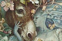 Tinkerjo Midsummer nights Dream Inspiration
