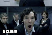Sherlock / For the BBC show Sherlock