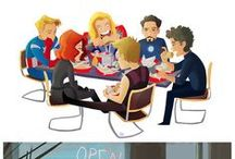 Avengers / For the comic book heroes, the Avengers.