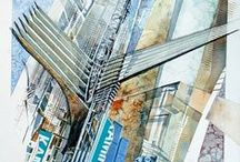 Architectural renderings, models, drawings and fantacy. / Out of this world. / by Jan Smit