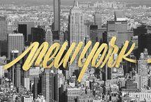 New York / by Marjolein Klaasman