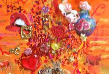 Yellow & Orange II 7 / by Marjolein Klaasman