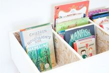 Børneværelse / Dekor og opbevaring