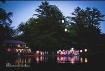 Weddings at Patterson Kay Lodge / Wedding photography shot by Kristen Borelli at Patterson Kay Lodge, Muskoka Ontario