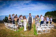 Weddings at Dragon's Lodge, Gabriola Island / Wedding photography by Kristen Borelli at Dragon's Lodge on Gabriola Island, BC