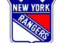 NY Rangers / I BLEED BLUE!!!!!!!!!!!!!!!!!!!!!  / by Maria Riley