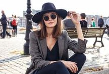 Sola Lucy Style! / Fashions, layers, attitude & styles we ADORE!  Pin with us!