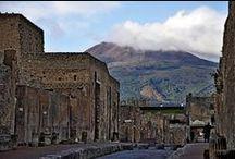 Ancient Pompeii & Herculaneum