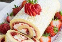 Au pays des Desserts / Appétissants, alléchants, forts en sucre et en calories, délicieux ; les voici.