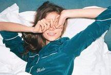 Pyjama Party / How to look good while you sleep!