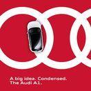 Audi / Gestaltungsprinzipien für Analog und Digital ganzheitlich zu denken, ist unser Ausgangspunkt für das neue Corporate Design von Audi. Unser Ziel: Dynamische Prinzipien sollen ein komplexes CI-Regelwerk ersetzen. So kann die Marke in Zeiten der digitalen Transformation schnell, flexibel und mit kreativem Freiraum über alle Touchpoints hinweg mit den Menschen kommunizieren.