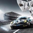 Porsche Motorsport - Dempsey Proton Racing / Der US-Filmstar und Rennfahrer Patrick Dempsey fährt gemeinsam mit seinem Rennstall »Dempsey Proton Racing« die World Endurance Championship (WEC) 2015 im Porsche 911 RSR. Die grafische Gestaltung des Rennwagens sowie der Rennausstattung positionieren Dempsey als kampfstarken Fahrer und kommunizieren die technische Kompetenz von Porsche Motorsport. #kmsteam #patrickdempsey #porsche #geschwindigkeit
