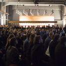"""""""Inside Space"""" - Event zur Munich Creative Business Week 2016 / Über 150 Gäste sind mit uns auf eine besondere Reise gekommen: Sie haben erlebt, wie uns Marken faszinieren, und wie wir im TEAM Marken aktivieren. Dazu haben wir eine fiktive Markenentwicklung für das Raumfahrtunternehmen SpaceX, die normalerweise Monate in Anspruch nimmt, auf eine Woche komprimiert. Die Reise ging durch unsere vier Kompetenzbereiche: Markt- und Wettbewerbsanalyse, Leitidee und das Naming, Erscheinungsbild und den digitalen Aufschlag im Bereich Interactive. #kmsteam #mcbw"""