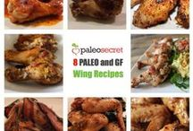 Paleo Chicken Recipes / Delicious Paleo chicken recipes. When possible, always choose organic, free-range chicken without antibiotics. For more info on choosing a Paleo lifestyle visit www.thepaleosecret.com