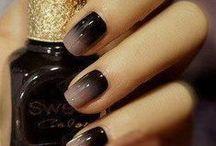 Makeup, hair & nails!