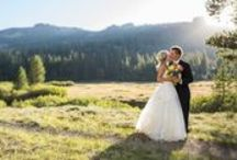 Tahoe Wedding Collection