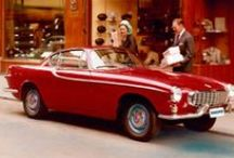 Volvo P1800 / The project to develop the P1800 was started in 1957 because Volvo wanted a sports car, despite the fact that their previous attempt, the P1900, had been a disaster, with only 68 cars sold.