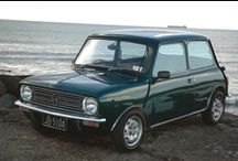 Mini 1275 GT / Billed as the replacement to the Cooper S, the Mini 1275GT featured a 1275cc 4 cylinder engine with 60BHP. It was built between 1969 and 1980 and was distinctive due to its Clubman front end. Roy Haynes was in charge of the controversial restyling which wasn't embraced by all Mini fans. The world's first run flat tyre was added to the 1275GT. Another first that can be attributed to the 1275GT is the use of a flexi printed circuit board behind the dash instruments.