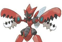 Pokemon Mega Evolutions / Mega Evolutions of Pokemon in Pokemon X and Pokemon Y.