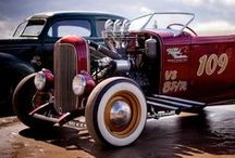 Hotrod & Customs / by Coenraad van Tonder