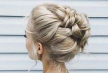 Pretty Hairstyling Ideas