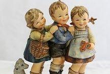 Hummel Figurines / by Sandra Huntley