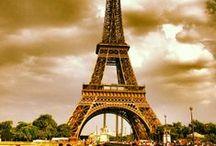 Paris / Viagem a Paris