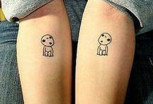 Tatuagens / Ideias para tatuagens