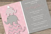 Baby Shower Ideas / Just a place where everyone can share ideas for the baby showers. Happy Pinning!! / by Heather Stellmacher