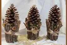 Vánoční dekorace / Vánoce