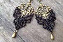 Macrame Jewelry