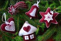 Vánoční ozdoby / vánoce