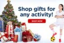 Sporting Goods for Christmas 2015 / Start your Christmas shopping early.  Here are the hottest Sporting Goods at HowardStore.com.