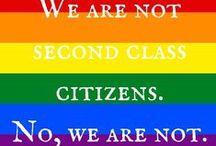 LGBT rights / #LGBTRights #equalrights #LGBTQIA #humanrights #LoveIsLove