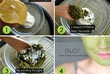 HomeMade Beauty Face MASKS