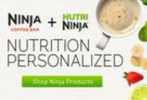Nutri Ninja: Nutrition Personalized / Start the New Years off right and begin every morning with a healthy smoothie.  Shop HowardStore.com