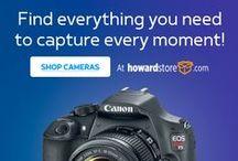 Capture Every Moment! Cameras