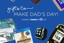 Make Dad's Day / Father's Day gifts!