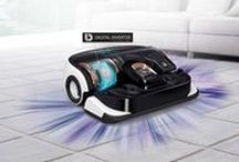 Samsung PowerBot Vacuums _