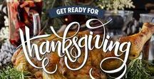 Get Ready for Thanksgiving! / Splurge on a brand-new, affordable set of quality cookware, and get your holiday cooking done in style! From perfectly prepared turkey and dressing to traditional green bean casserole and delicious desserts, your family will love it, and so will you! HowardStore.com has put a board together to make your Thanksgiving perfect.  We hope you love the recipes, decor, and products we think could help you achieve them.  Enjoy and have a great Thanksgiving.