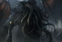 Lovecraft / Los demonios de Lovecraft