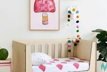Lullaby Lane: Nursery Decor / Beautiful nursery decor to inspire your own designs!