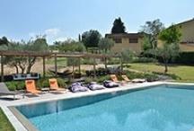 Luxe vakantiehuizen Toscane / Wij hebben een selectie gemaakt van luxe vakantiehuizen. Vakantiehuizen met een privé zwembad, airco, bbq en bijvoorbeeld wasmachine. Kortom u bent van alle gemakken voorzien.