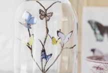 NATURAL HOME / Prints of birds and other animals, botanical prints, floral prints and other ways of bringing nature into your home.