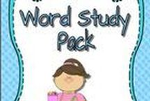 TREASURES: SPELLING/WORD WORK! / Need to download a quick spelling or word building center or lesson?  Here's some great ideas to use!