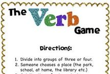 TREASURES IN GRAMMAR! / You'll find the best of the best in grammar ideas here!