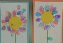 TREASURES for MOTHER'S DAY! / Your students will love to create these things for their mom on her special day!