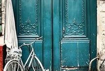 Doors / by Fireclay Tile
